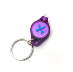 UV Keyring Light