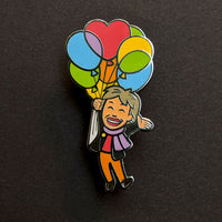 Su With Balloons<br>Enamel Pin