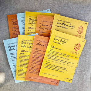 Variety Pack: 9 Spice Packets