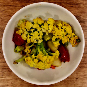 Gobi (Cauliflower) Sabji spice packet