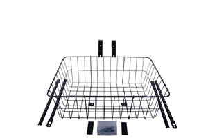 Wald 1392GB Multi-Fit Basket- Black