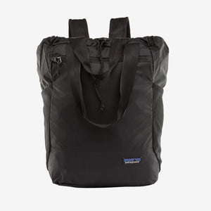 Ultralight Black Hole Tote Pack - Black