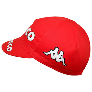 Saeco/Cannondale Retro Cycling Cap