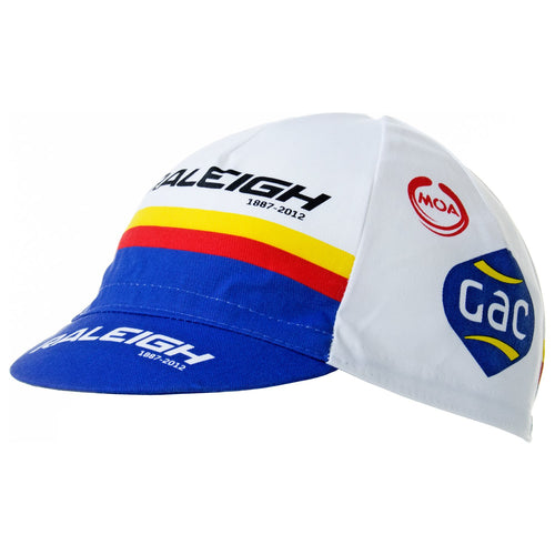 TEAM RALEIGH / MOA 2012 COTTON CYCLING CAP