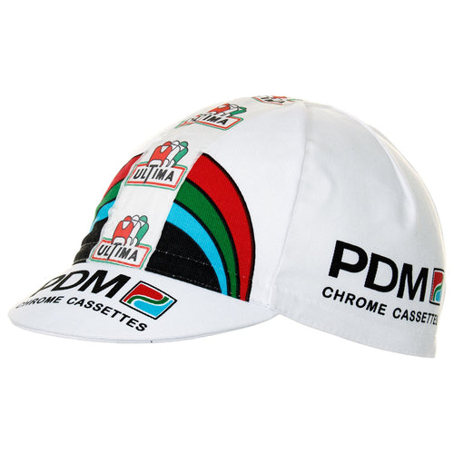PDM RETRO COTTON CYCLING CAP