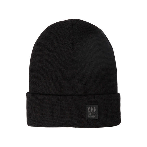 Work Cap - Black