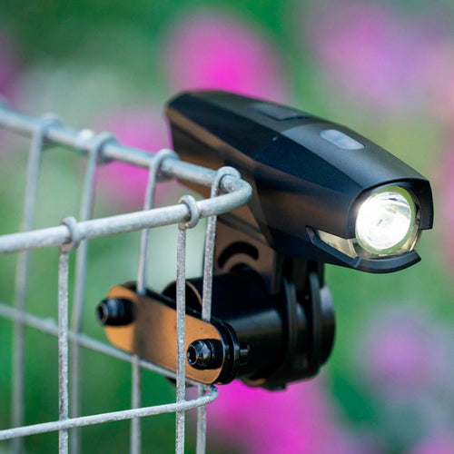 Outpost Front Light Mount for Basket