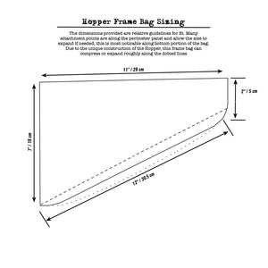 Hopper Frame Bag