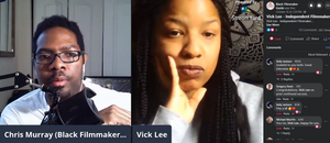 Black Filmmaker Guide Interview with Vick Lee