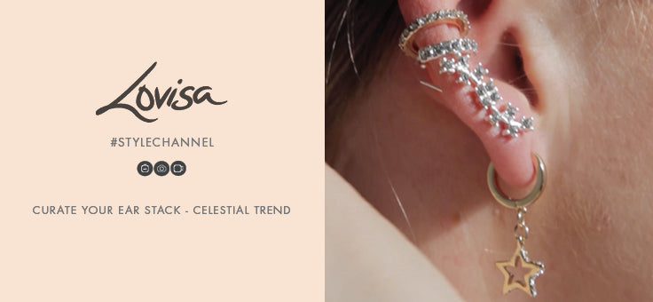 Curate Your Ear Stack - Celestial Trend
