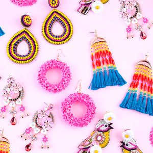 <h6><u>SHOP STATEMENT EARRINGS</u></h6>