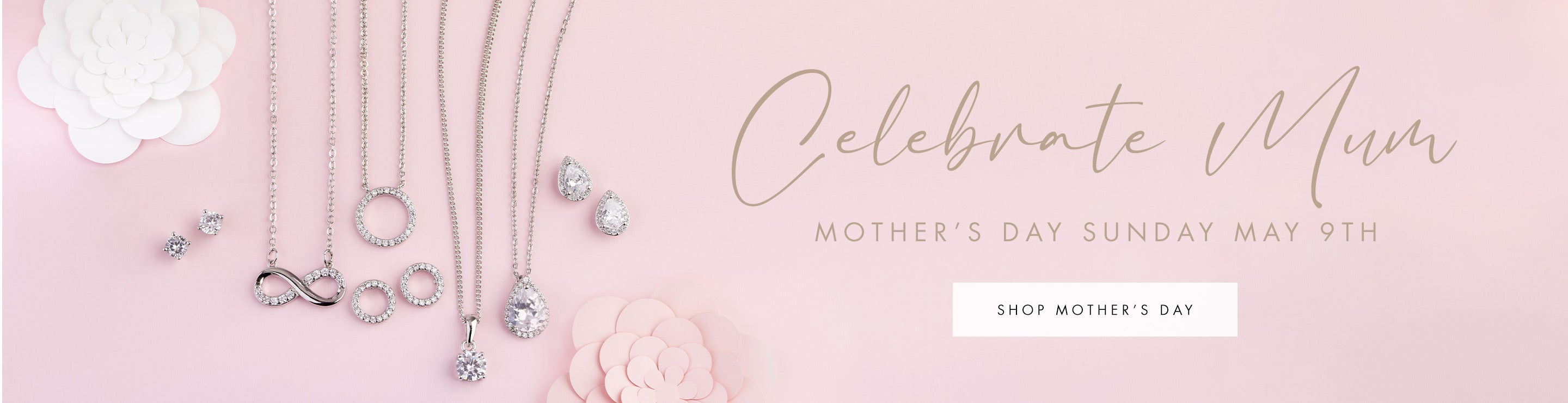 Mother's Day Hero Banner Mobile