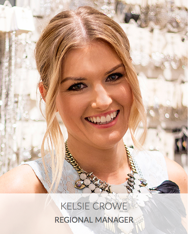 Image of Kelsie Crowe | Regional Manager