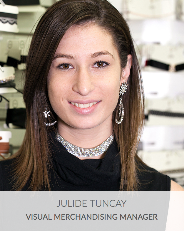 Image of Julide Tuncay | Visual Merchandising Manager