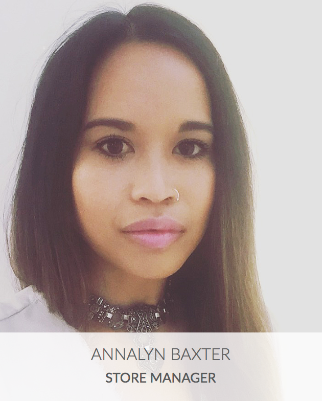Image of Annalyn Baxter | Store Manager