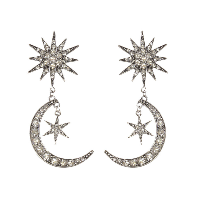 Celestial Statement Earring