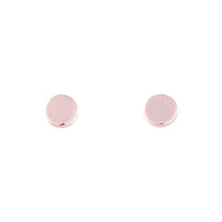 Rose Gold Disc Stud | Earrings | Lovisa Jewellery Australia | Gift Idea Girl