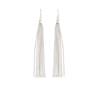 Silver Fine Chain Tassel Drop Earring | Earrings | Lovisa Jewellery Australia | Gift Idea Girl