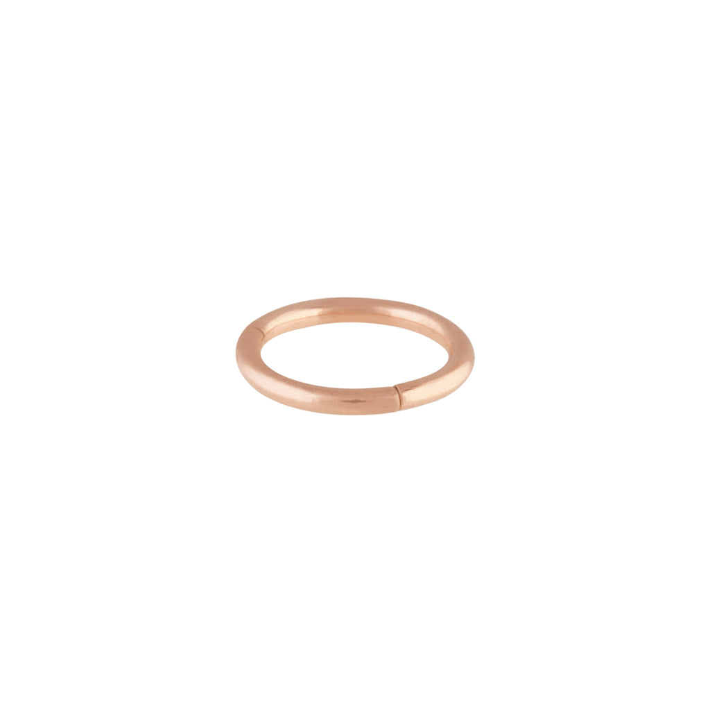 ROSE GOLD HINGED RING