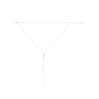 Fine Silver Snake Chain Crossover Choker | Necklaces | Lovisa Jewellery Australia | Gift Idea Girl