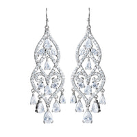 Statement Vintage Chandelier Earrings - link has visual effect only