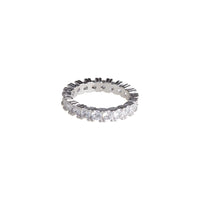Cubic Zirconia Band Ring | Rings | Lovisa Bridal Jewellery Australia | Wedding Accessories