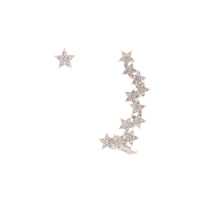 Silver Star Cuff Earring | Earrings | Lovisa Jewellery Australia | Gift Idea Girl
