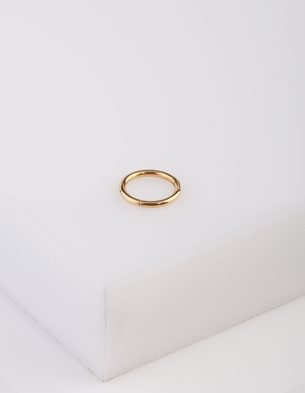 Gold Cartilage Ring