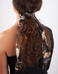 Black Gold Square Gold Chain Scarf | Hair | Lovisa Jewellery Australia | Gift Idea Girl