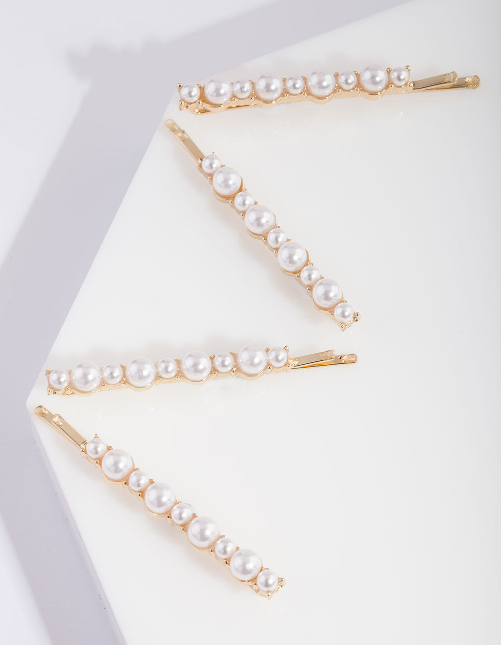 fb81dcbb4 Pearl Cluster Hair Clip 2 Pack. $19.99. Gold Pearl Cluster Pins ...