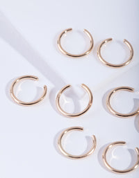 Gold Mini Faux Piercing Pack - link has visual effect only