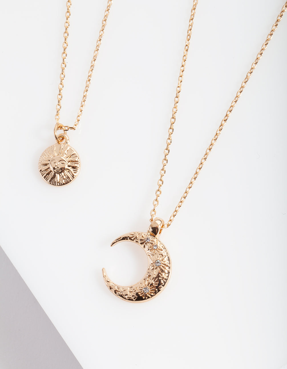 Gold Day to Night Necklace Pack