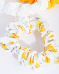 Kids Yellow Scrunchie 3 Pack - link has visual effect only