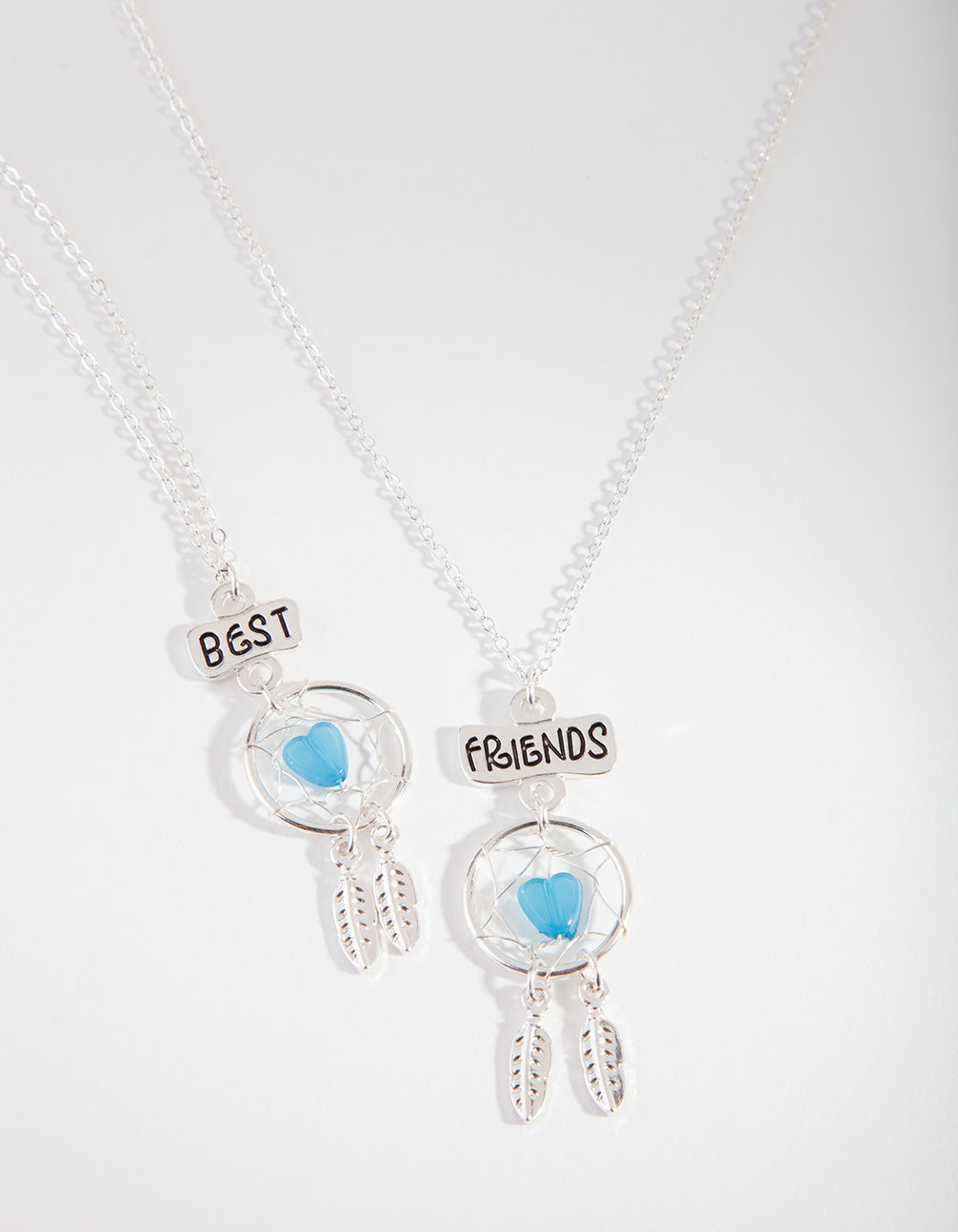 Kids BFF Dreamcatcher Necklace 2 Pack