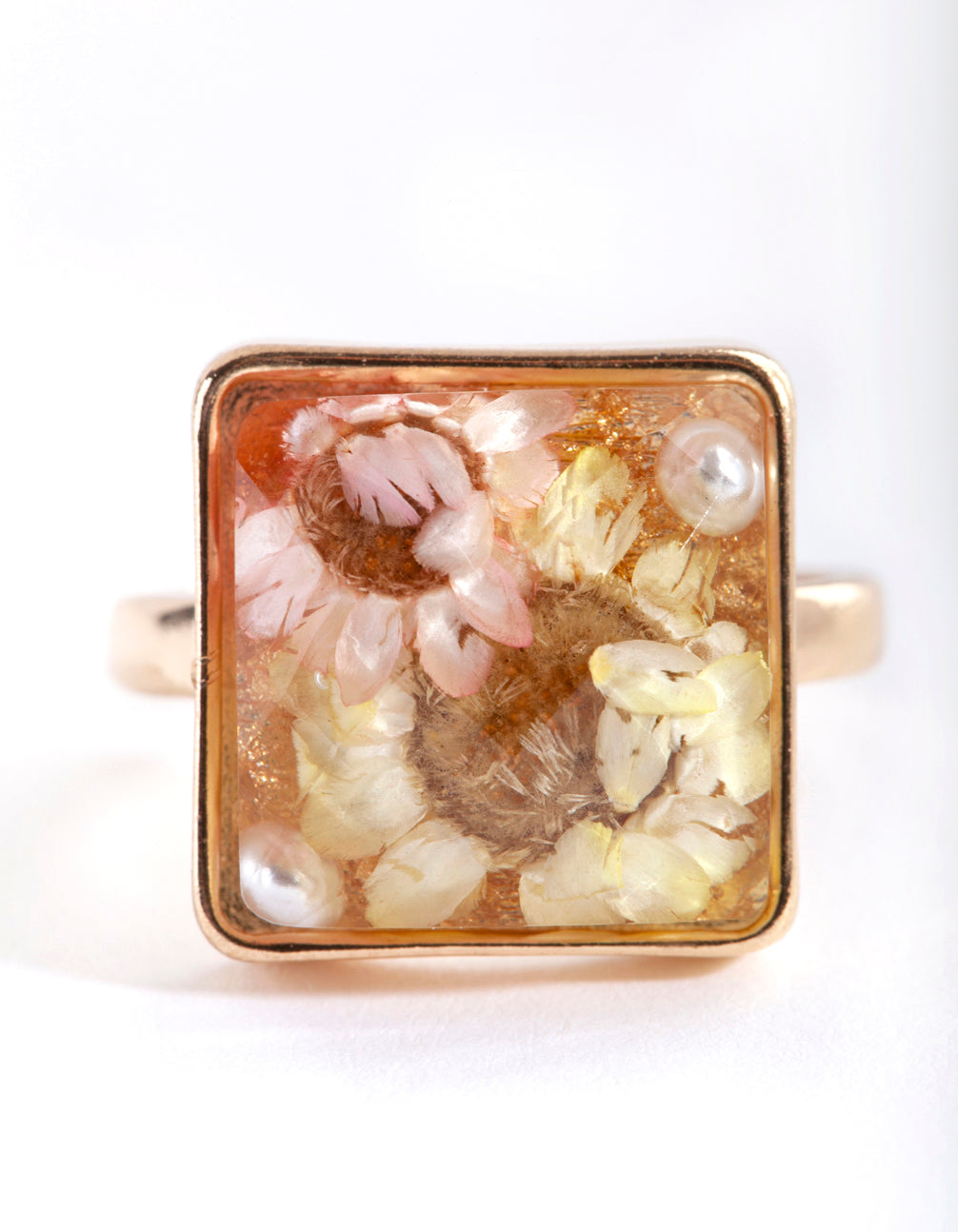 Gold Garden of Eden Ring