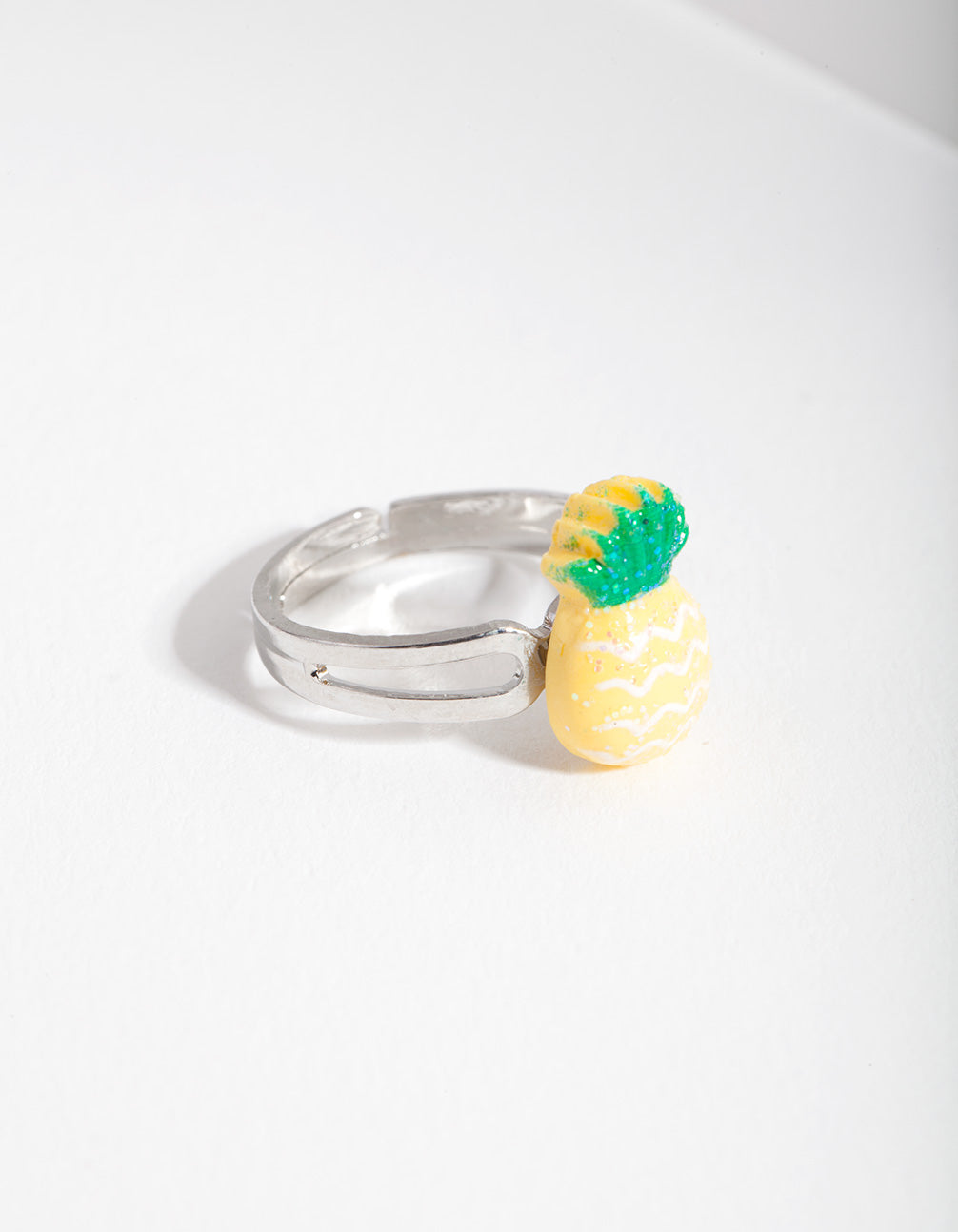 Kids Yellow Pineapple Ring