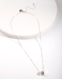 Lovisa Silver Short Necklace - link has visual effect only