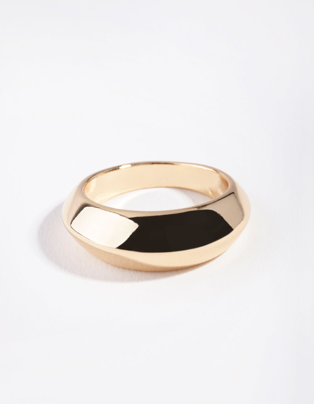 Real Gold Plated Graduating Ring