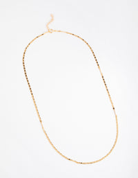 Gold Plated Sterling Silver Mariner Necklace - link has visual effect only