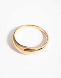 Gold Plated Sterling Silver Bubble Band Ring - link has visual effect only
