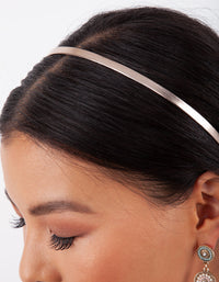 Mixed Metal Essential Headband Pack - link has visual effect only