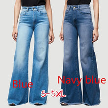 Load image into Gallery viewer, Casual High Waist Wide Leg Long Pants-BelleChloe-o1o.store