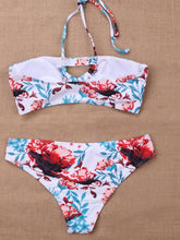 Load image into Gallery viewer, Printed Lady Two Piece Bikini Swimsuit-BelleChloe-o1o.store