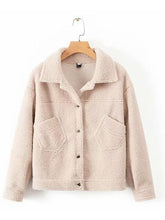 Load image into Gallery viewer, 【Quality】Women's Winter Warm Fleece Fur Coat with Front Pocket-BelleChloe-o1o.store