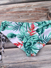 Load image into Gallery viewer, Tropical Beach Wear Push-Up Bathing Suit Bikini-BelleChloe-o1o.store