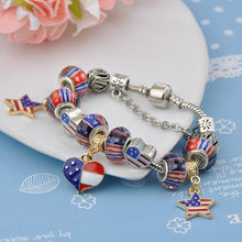 Load image into Gallery viewer, DIY Beaded Bracelet - America-o1o.store-o1o.store