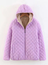 Load image into Gallery viewer, 【Quality】Solid Color Hooded Casual Coats-BelleChloe-o1o.store