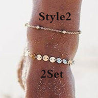 Double-layered Anklet-o1o.store-o1o.store