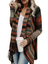 Load image into Gallery viewer, Large Size Warm Cardigan Sweater-BelleChloe-o1o.store
