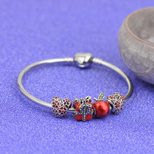 Load image into Gallery viewer, DIY Beaded Bracelet - Bloody Romance-o1o.store-o1o.store